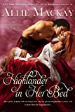 Highlander in Her Bed by Allie Mackay front cover