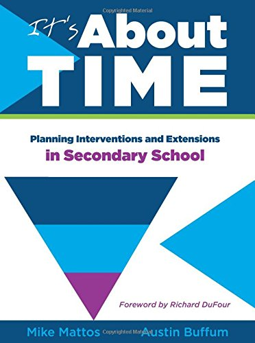 It s About Time Planning Interventions and Extensions in Secondary School