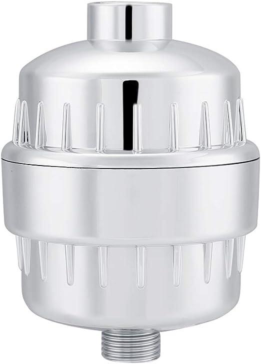Zerodis - Filtro de ducha , filtro de cabezal de ducha de baño ...