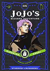 A multigenerational tale of the heroic Joestar family and their never-ending battle against evil!The legendary Shonen Jump series is now available in deluxe editions featuring color pages and newly drawn cover art! JoJo's Bizarre Adventure is...