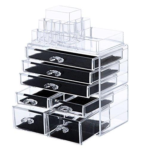 SONGMICS Cosmetic Organizer Jewelry storage
