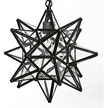 12 Inch Moravian Star Light
