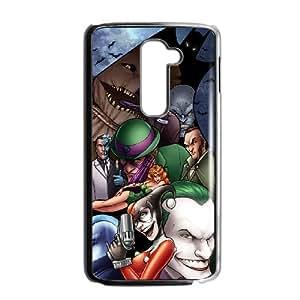 LG G2 BATMAN pattern design Phone Case HJB167660