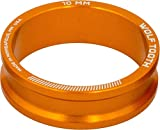 Wolf Tooth Components Headset Spacer 5 Pack, 10mm, Orange