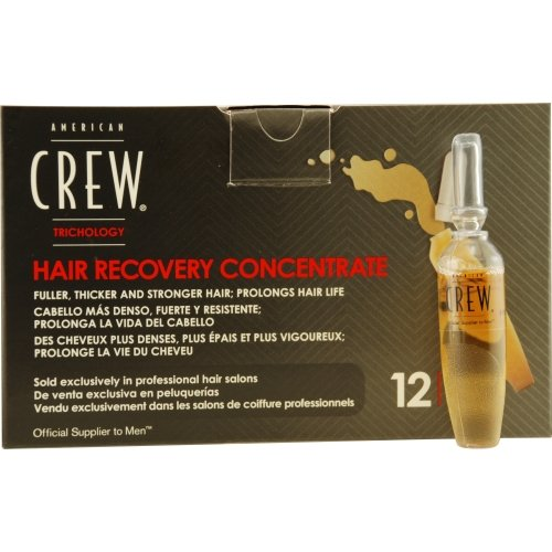Hair Recovery (American Crew Trichology Hair Recovery Concentrate, 12-Doses)
