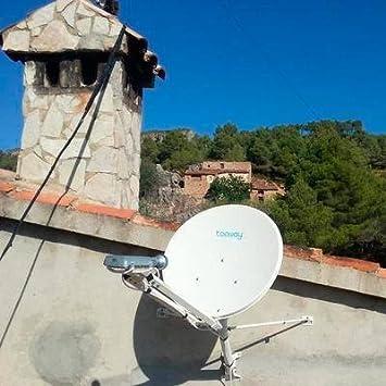 CHR-SAT conexión internet satelital hasta 50 Mbs: Amazon.es ...