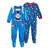 Thomas and Friends Fleece Footed Blanket Pajama