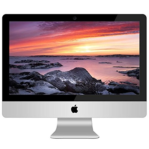 Apple Imac Mc309ll A 21 5 Inch Desktop  Certified Refurbished