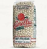 Camellia Brand - Navy Pea Beans, Dry Bean (1 pound)