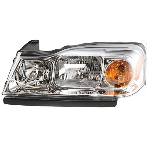 (Headlight for VUE 06-07 LH Assembly Halogen w/Bulb(s) Driver Side)