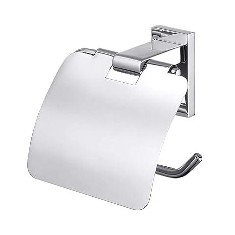 ZH - Portarrollos de papel higiénico (acero inoxidable 304 ...