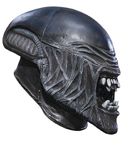 Aliens Vs. Predator, Child's Alien 3/4 Vinyl Mask ()