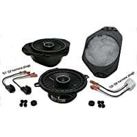 Select Increments DPW9702K5 Dash-Pods with Kicker Speakers