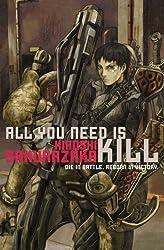 All You Need Is Kill by Hiroshi Sakurazaka Original Edition (2009)