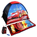Disney Licensed 4 Piece Fun Camp Kit – Cars, Outdoor Stuffs