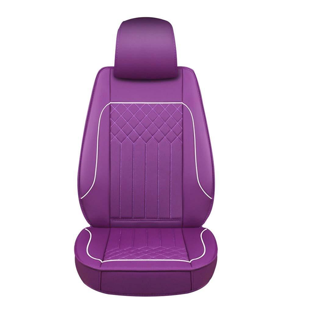 GOUGOU Car cushion / all-in-one car leather cushion / four seasons common pad sets , B