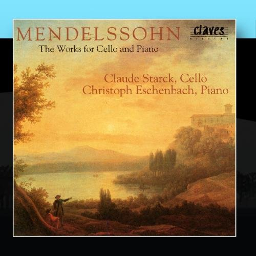 Price comparison product image Felix Mendelssohn: The Works For Cello & Piano