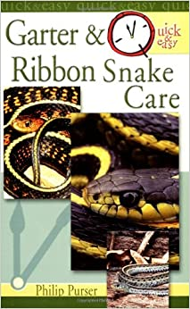 Garter and Ribbon Snake Care (Quick and Easy)