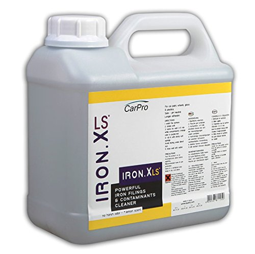CarPro Iron X Lemon Scent 4 Liter Refill 4333120083