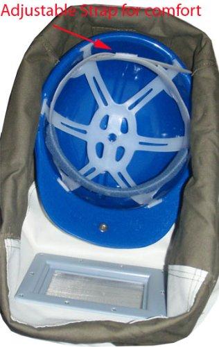Abrasive Sandblaster Hood Mask Sandblasting Helmet by EZ Travel Collection (Image #3)