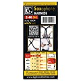 BG S40SH Harness Strap for Alto/Tenor/Baritone Saxophone