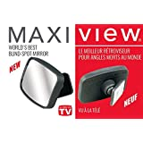 MaxiView Blind Spot Mirrors, Set of 2