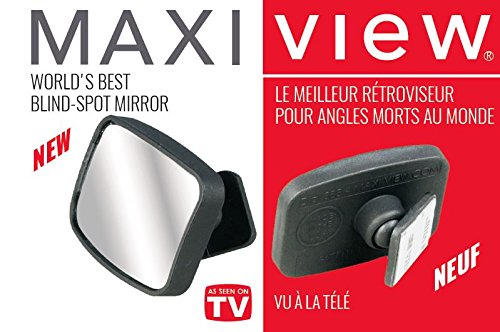 MaxiView Blind Spot Mirrors, Set of 2 MaxiView Mirrors