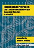 img - for Intellectual Property: Law & the Information Society - Cases & Materials: An Open Casebook: 4th Edition 2018 book / textbook / text book