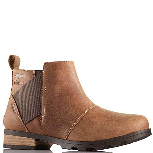 Chelsea Cordovan Boot Sorel Emelie Elk Womens gqwnXOE