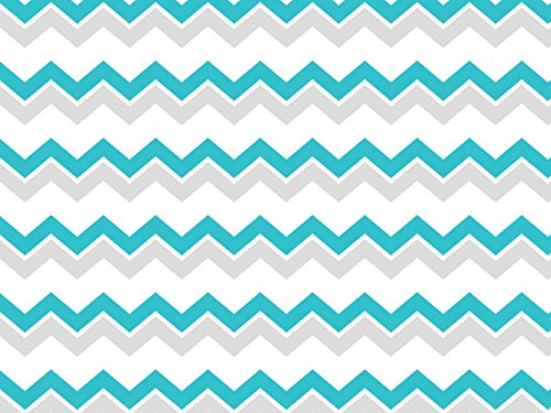 Scentennials BLUE PARADISE (12 SHEETS) Scented Fragrant Shelf & Drawer Liners 16.5'' x 22'' - Great for Dresser, Kitchen, Bathroom, Vanity & Linen Closet by Scentennials (Image #1)
