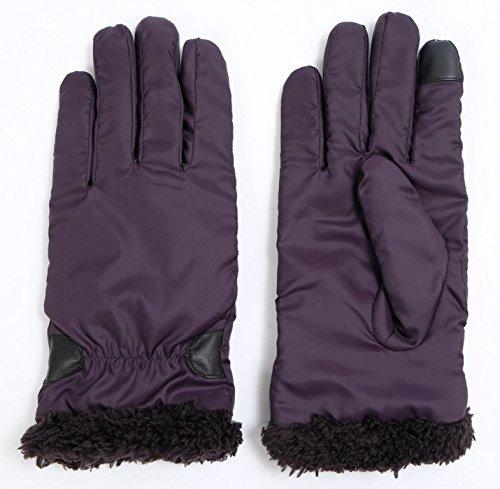 GlovesDEPO(グローブデポ) マイクロシープボア付カフス防寒手袋 全5色 スマホ対応