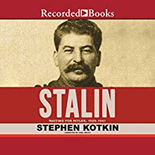 Stalin, Volume II: Waiting for Hitler, 1929-1941 Audiobook by Stephen Kotkin Narrated by Paul Hecht