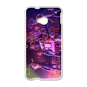 Ringke FUSION Thunder and the House of Magic Cute Cartoon Case For HTC One M7 Csaes phone Case THQ140359