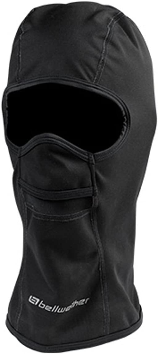 Black One Size Bellwether Balaclava