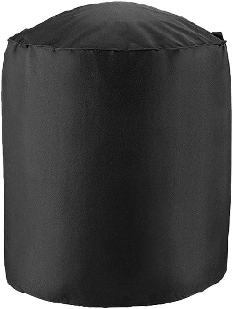 Cabilock Barbacoa Cubierta Impermeable Resistente Gas Barbacoa Parrilla Cubierta Exterior Parrilla Protector Escudo para Acampar Senderismo Picnic