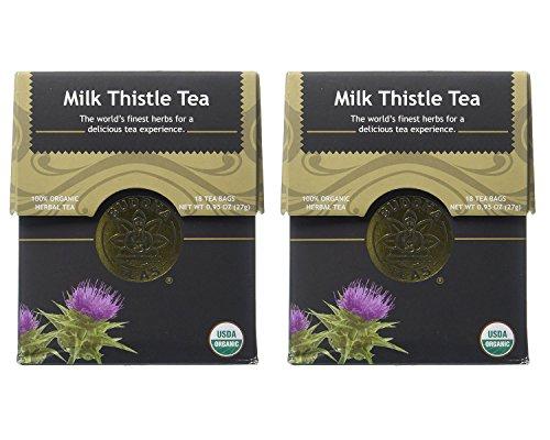 Organic Milk Thistle Tea Caffeine