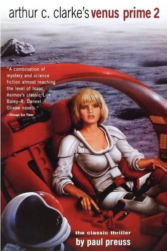 Download Arthur C. Clarke's Venus Prime 2 pdf epub