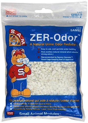 Penn Plax SAM92 3-in-1 Zeolite Pet Urine Odor Absorber