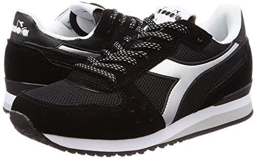 Diadora Sneaker Nero Malone nerobianco Donna W rwqYEOr