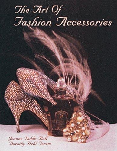 [The Art of Fashion Accessories: A Twentieth Century Retrospective] (Rogue Costume Uk)