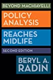 img - for Beyond Machiavelli: Policy Analysis Reaches Midlife book / textbook / text book