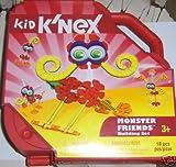 : Kid K'Nex Monster Friends Building Set - 18 Pieces