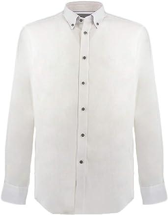 Harmont & Blaine Camisa Blanca XXL: Amazon.es: Ropa y accesorios