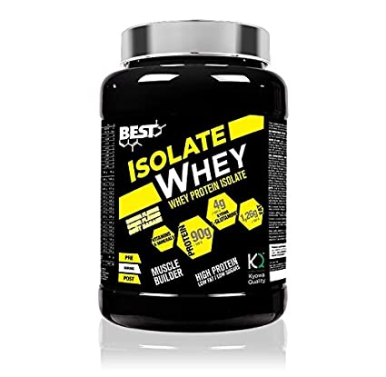 Best Protein Isolate Whey Plátano - 2500 gr
