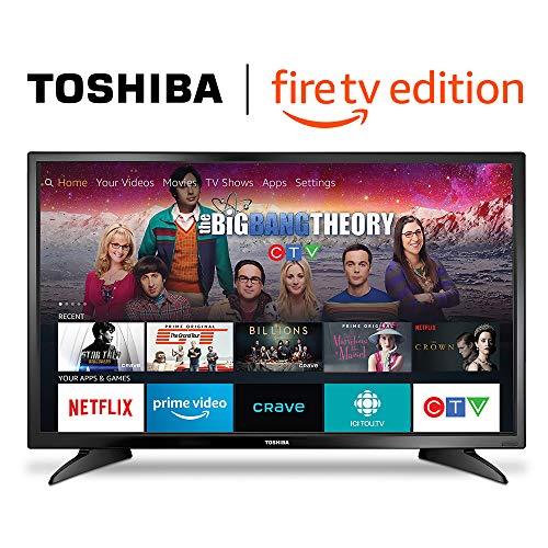 Toshiba 32LF221C19 32-inch 720p HD Smart LED TV - Fire TV Edition