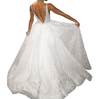 Muranba Womens Dresses Sexy V Neck Sleeveless Vest Solid Sexy Soild Sling Party Sheath Long Dress