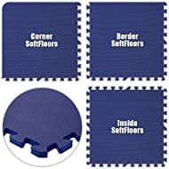 Best Floor SoftFloors Royal Blue Total