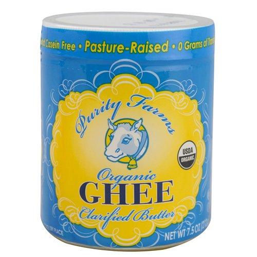 Purity Farms - Organic Ghee (Clarified Butter), 7.5oz【並行輸入品】