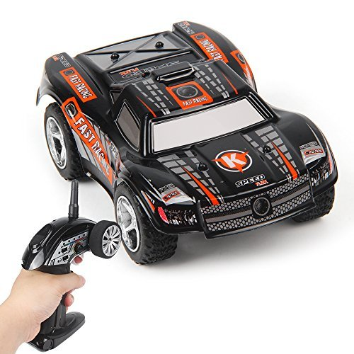 RC Car WLtoys L939 for Kids Christmas Gift 1:24 Scale 2.4Ghz Radio Remote Control 2WD High Speed Stunt Racing Off-road Crawler Truck