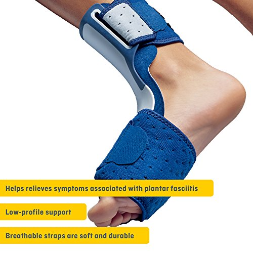 Futuro Night Plantar Fasciitis Sleep Foot Support, Helps Relieve Symptoms of Plantar Fasciitis, Firm - http://medicalbooks.filipinodoctors.org